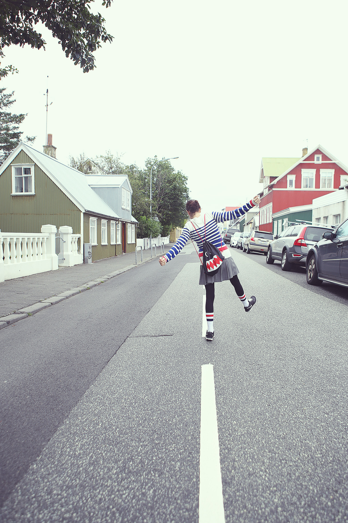 Walking in Reykjavik - 03