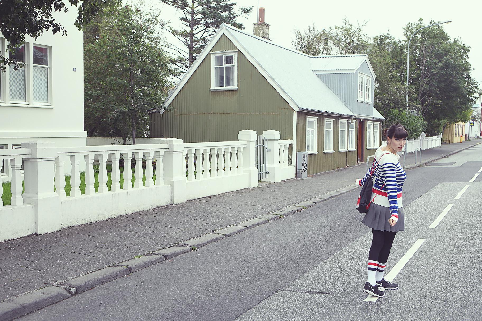 Walking in Reykjavik - 04