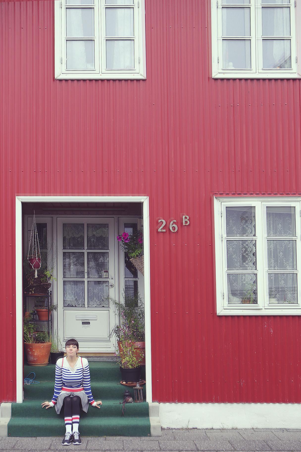 Walking in Reykjavik - 06