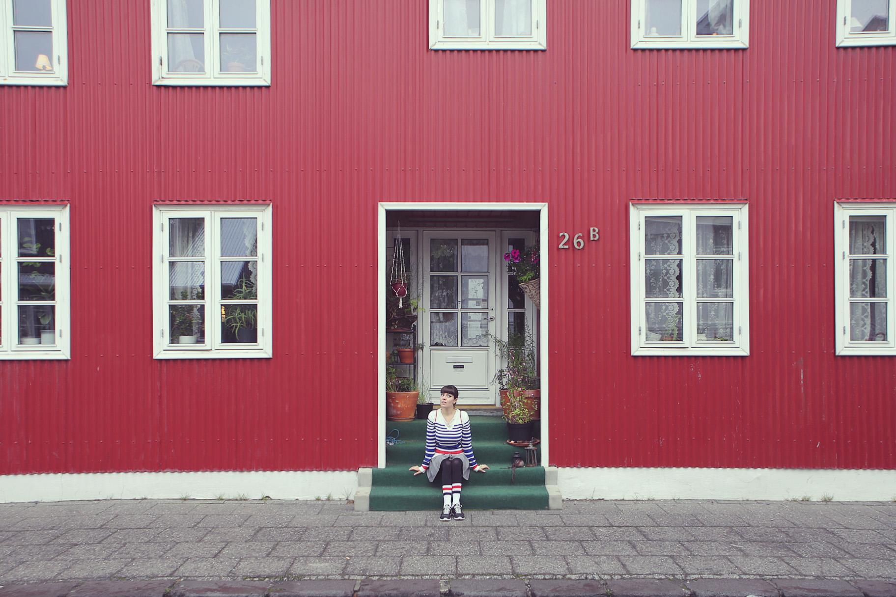 Walking in Reykjavik - 07