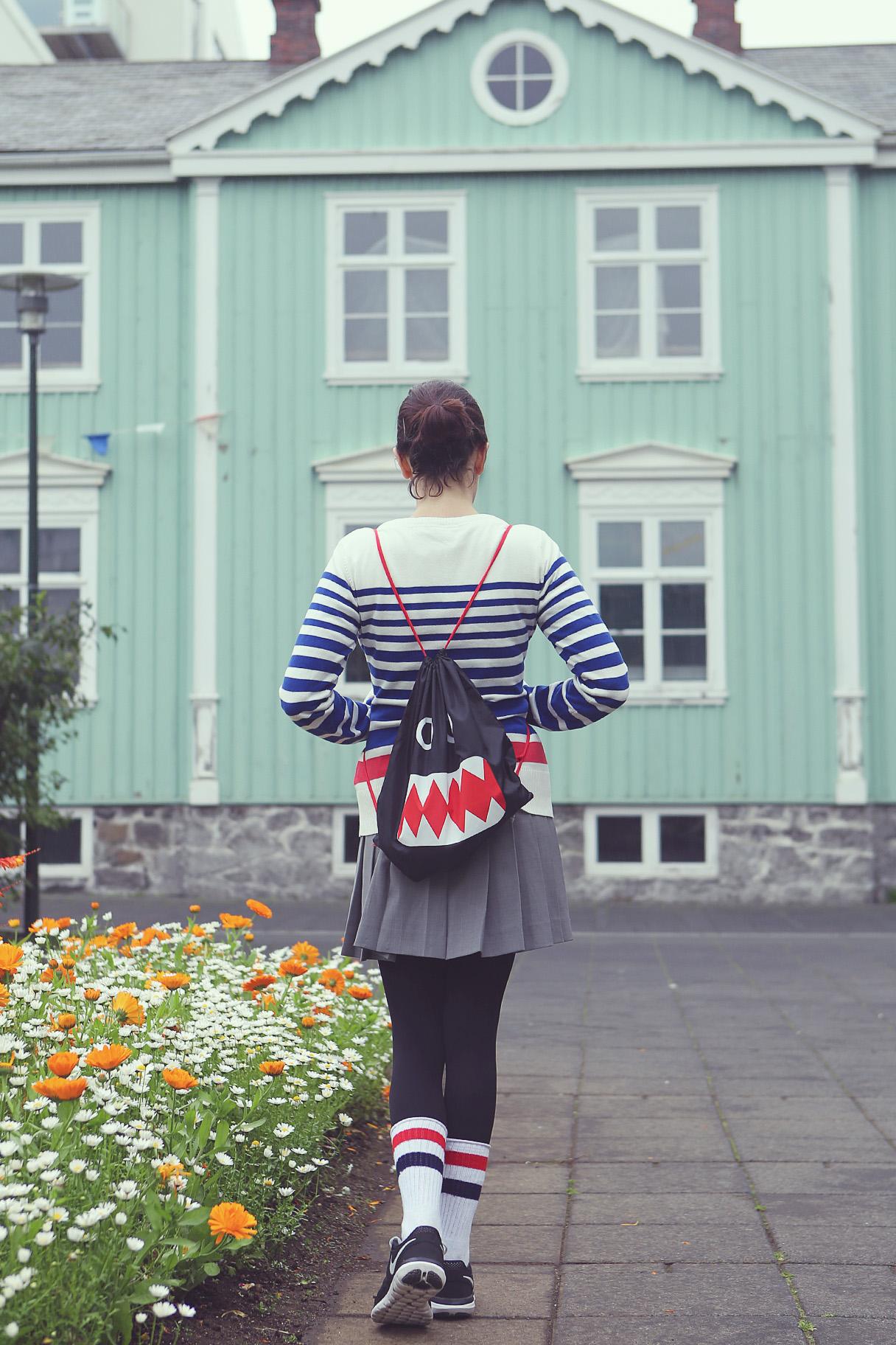 Walking in Reykjavik - 10