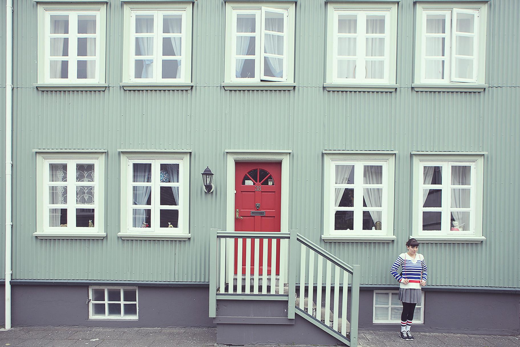 Walking in Reykjavik - 16