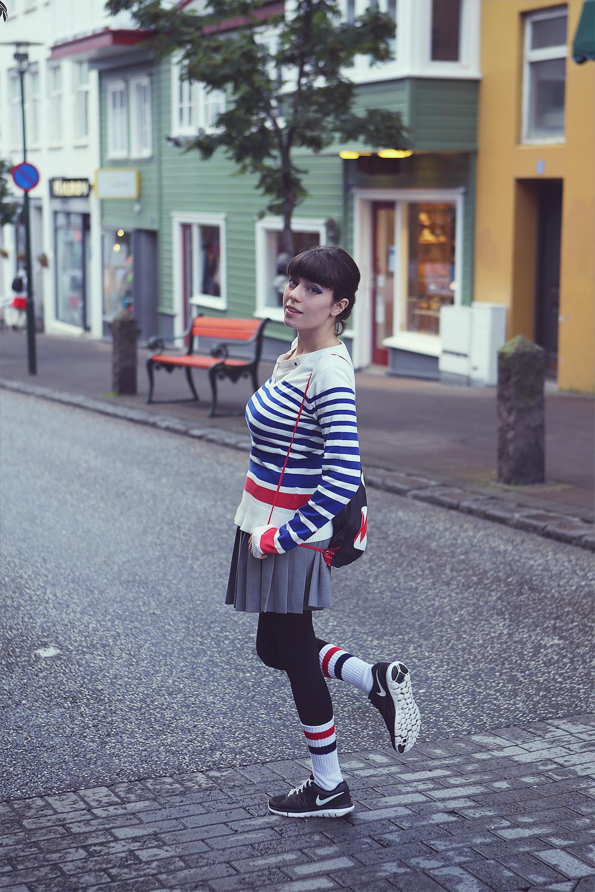 Walking in Reykjavik - 23